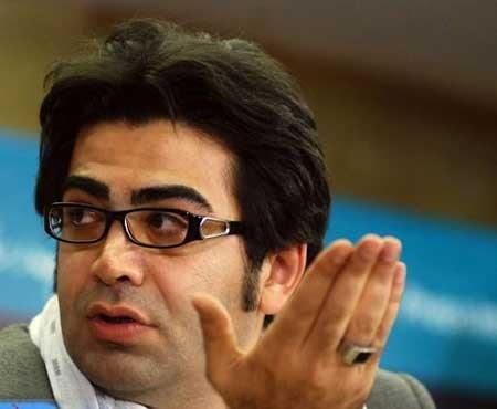 کلیپ خنده دار سوری لند در مورد مجری گری فرزاد حسنی