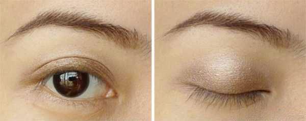 آموزش تصویری آرایش چشم های پف دار