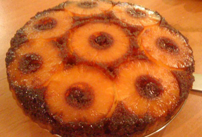 طرز تهیه کیک شکلات و آناناس