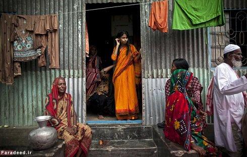 عکس دخترانی کم سن و سال که به زور شوهر داده می شوند!