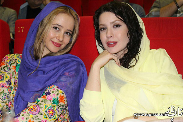 عکس های جذاب الناز حبیبی در اکران فیلم زاپاس