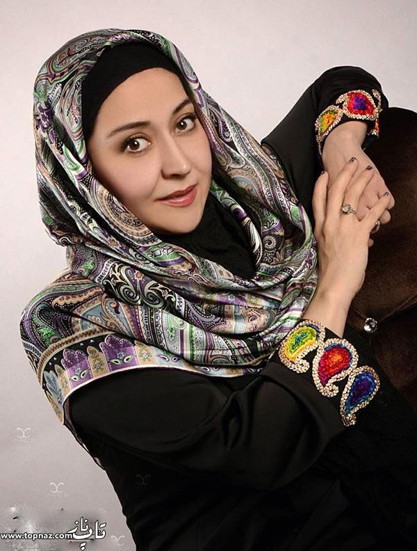 عکس آتلیه ای آرزو افشار