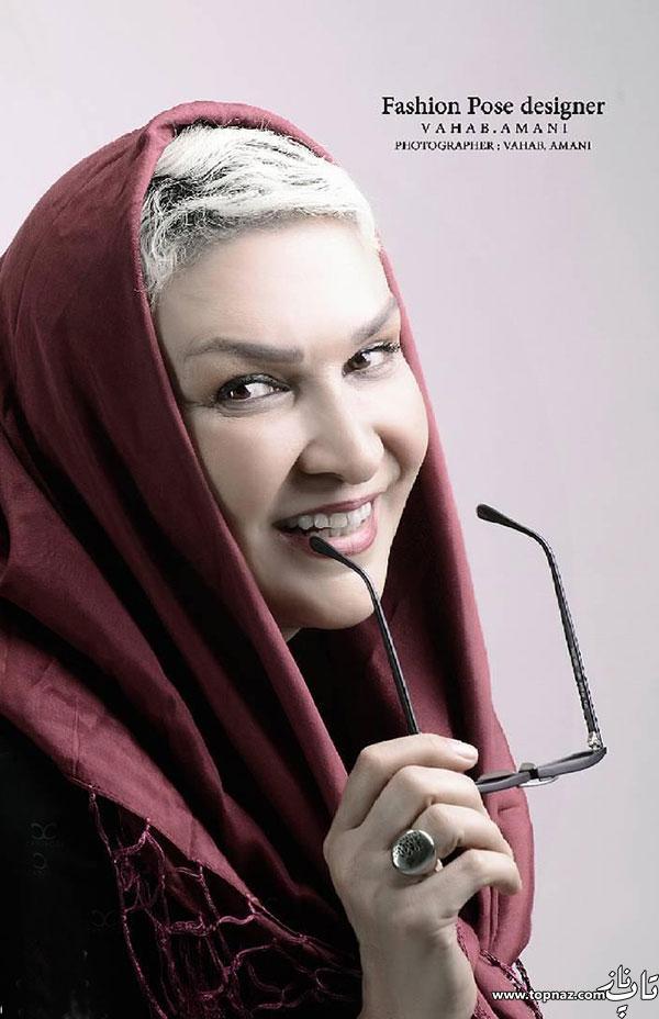 عکس جدید و آتلیه ای مینا نوروزی