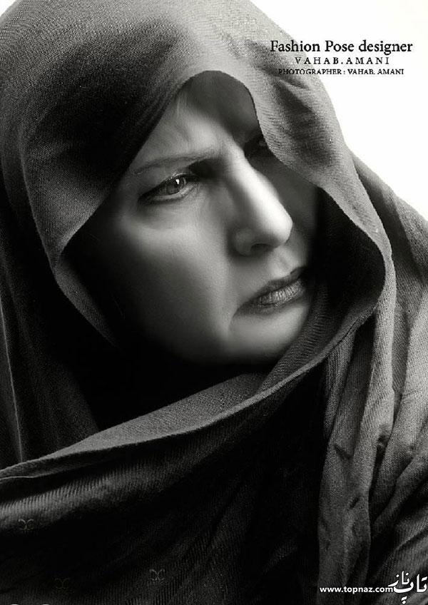 عکس اتلیه ای زهرا سعیدی