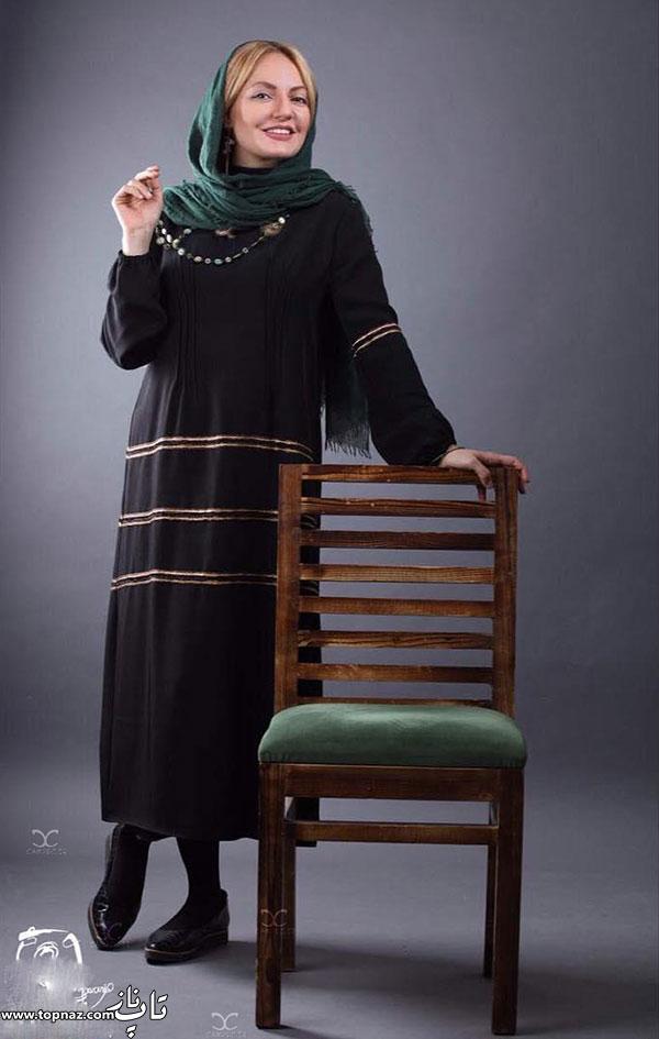 عکس آتلیه ای مهناز افشار