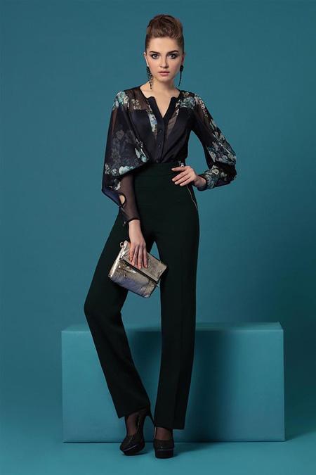 عکس های مدل لباس های زنانه برند روسی Noche Mio