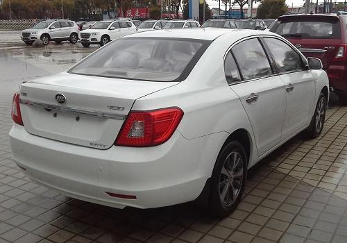عرضه لیفان 720 توسط کرمان موتور در ایران