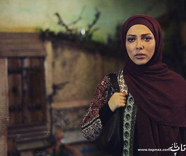 عکس های لیلا اوتادی در سریال آرام میگیریم
