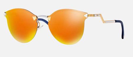دل عینک های Fendi