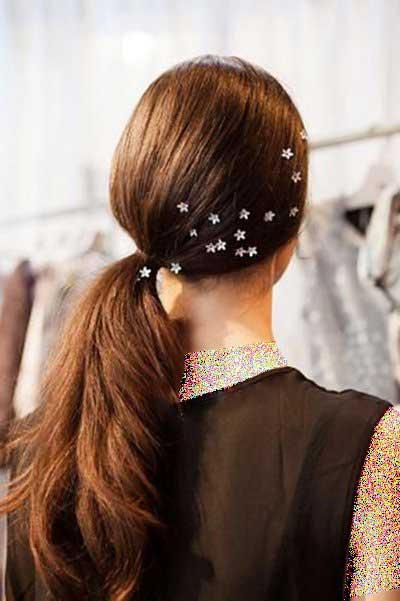 مدل موهای جدید و شیک فانتزی برای فصل تابستان