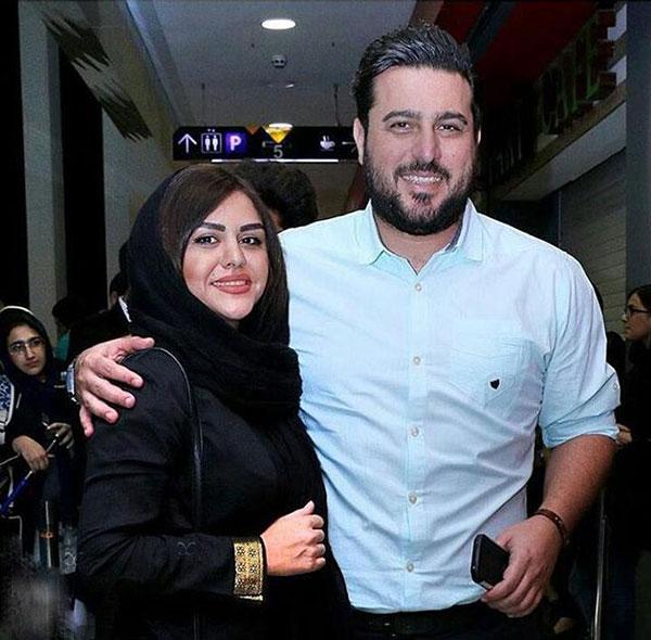 عکس های محسن کیایی و همسرش (بازیگر)