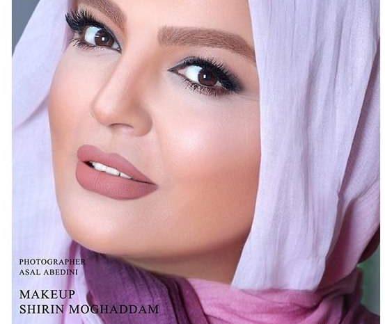 واکنش شهرزاد عبدالمجید به انتشار عکس های مدلینگ !