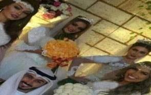 مرد جوان برای انتقام از همسر سابقش همزمان با 4 دختر ازدواج کرد!