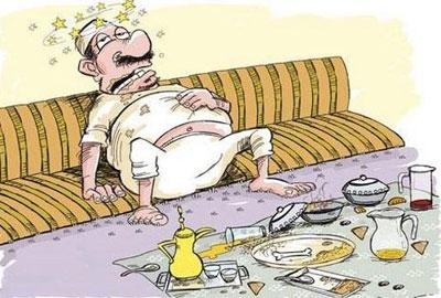 جوک ماه رمضان