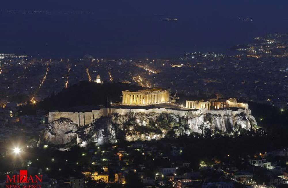 زیباترین شهرهای جهان با منظره های زیبا در شب