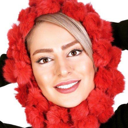 عکس جدید سمانه پاکدل در چالش عکس بدون آرایش