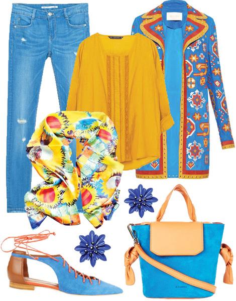 پوشش و لباس های زنان درروزهای گرم تابستان