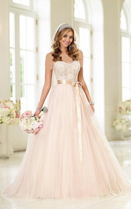 مدل لباس عروس شیک و جدید تاپ ناز