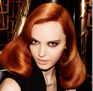 بهترین ترکیب رنگ مو,آموزش ترکیب رنگ مو,ترکیب رنگ مو مسی