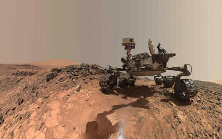مریخ سیاره سرخ