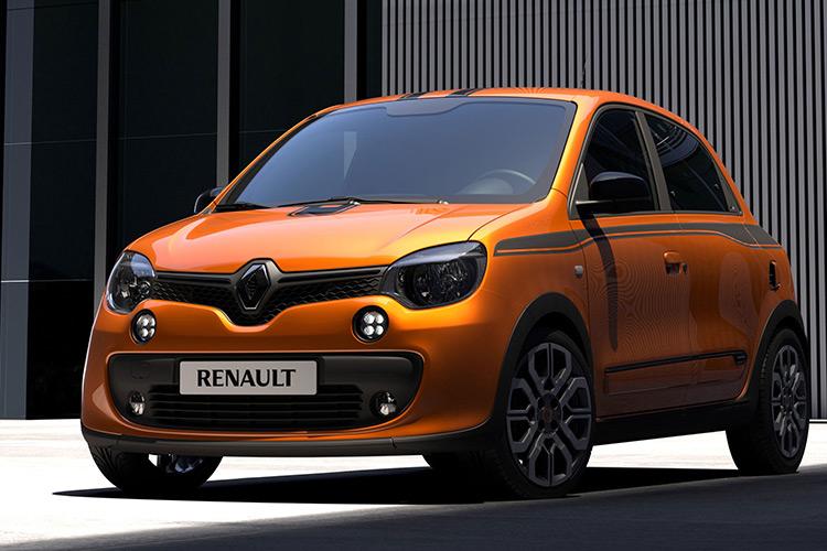 رنو توینگو خودروی جدید و زیبای Renault
