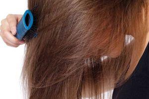 حل مشکل موهای نازکی که خانم ها دارند
