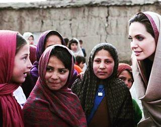 حضور آنجلینا جولی در ایران