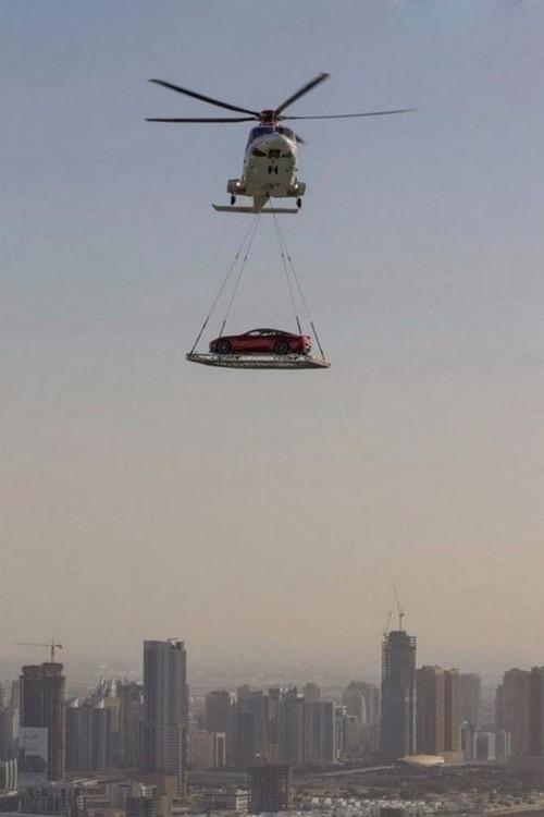 عکس هایی از بچه مایه دارهای عرب شهر دبی