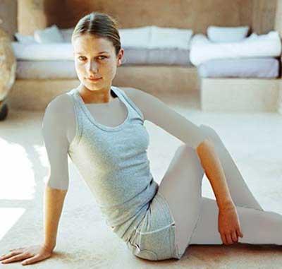 آموزش 10 حرکت یوگا برای انعطاف پذیری و نرم شدن بدن