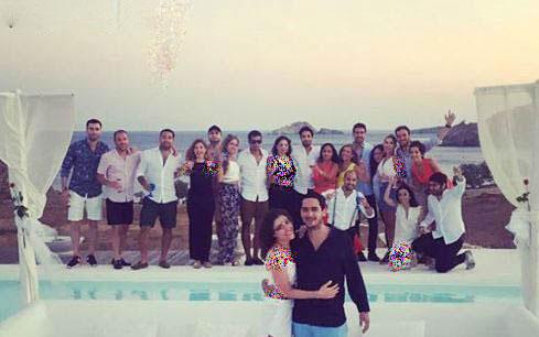 سیاوش سیجل خواننده گروه زد بازی ازدواج کرد