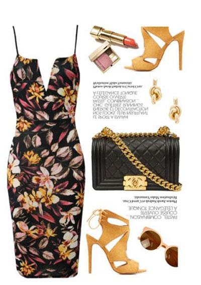 ست لباس ساده برای خانم های شیک پوش