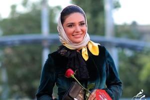 عکس های جذاب لیندا کیانی در حافظیه شیراز