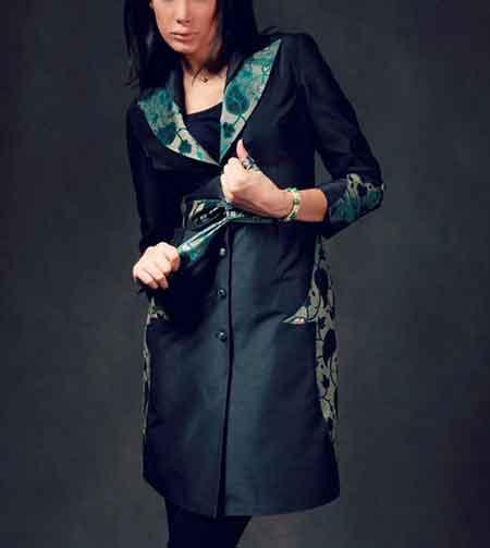 مدل مانتو مجلسی جدید زنانه فصل تابستان