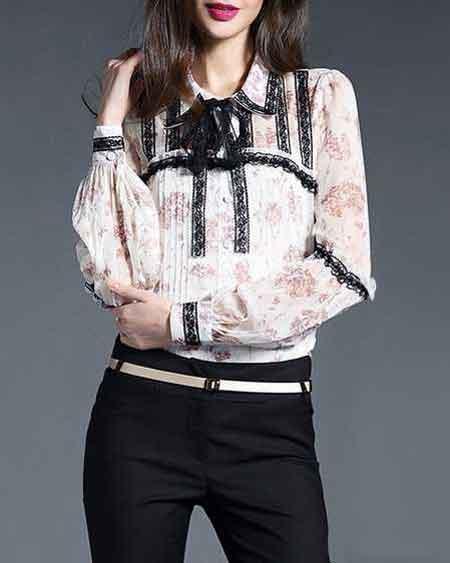 مدل بلوز 11 زیباترین مدل های بلوز مخصوص زنان و دختران جوان تابستانی