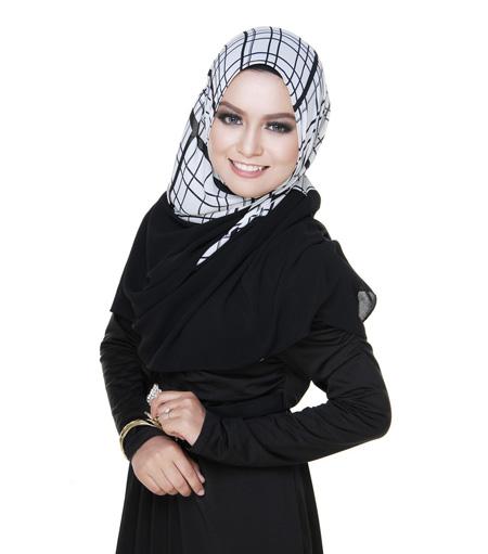 مدل روسری زنانه سکرتز