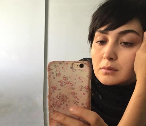 عکس های جنجالی مریم معصومی بدون آرایش در اینستاگرامش!