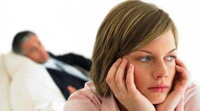 کاهش میل جنسی زنان