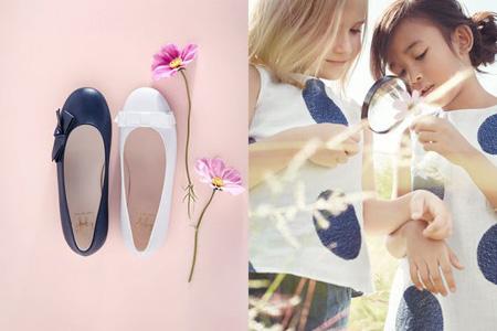 مدل کفش بچه گانه شیک و زیبای برند Ilgufo
