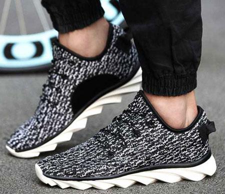 کفش کتونی 3 مدل کفش کتونی تابستانی دخترانه جدید