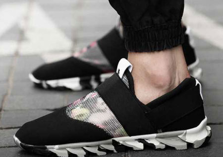 کفش کتونی 4 مدل کفش کتونی تابستانی دخترانه جدید