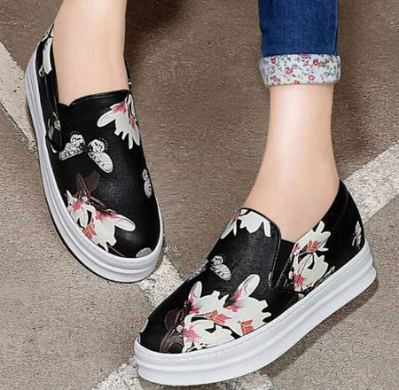 مدل کفش کتونی تابستانی دخترانه جدید