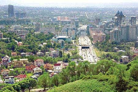 جاذبه های توریستی آلماتی قزاقستان برای گردشگران ایرانی