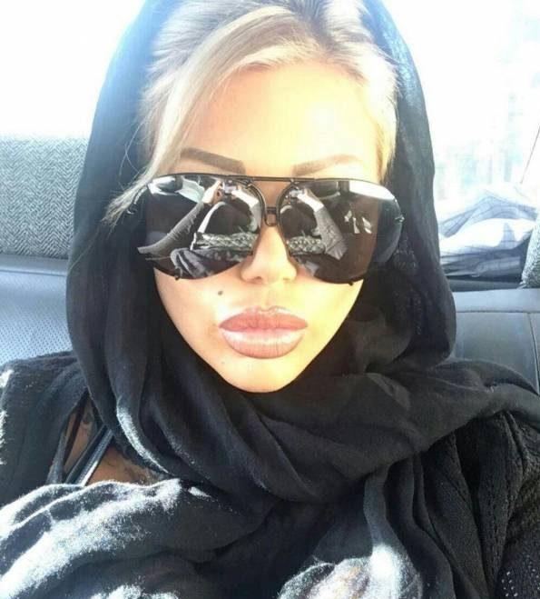 حضور بازیگر فیلم های مستهجن و زشت در ایران