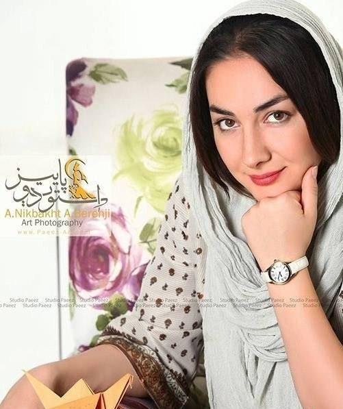 عکس آتلیه ای بازیگران - هانیه توسلی