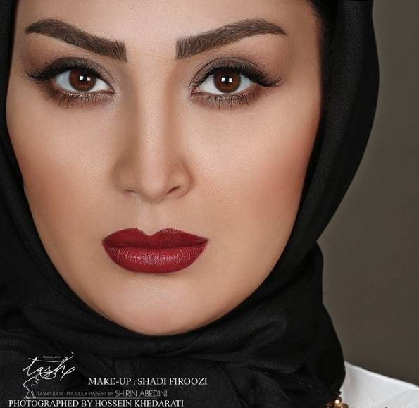 عکس آتلیه ای بازیگران- مریم معصومی