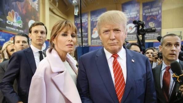 همسر دونالد ترامپ