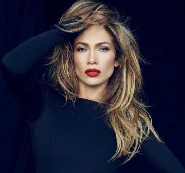 مدل موهای زیبا و مدل آرایش جذاب به سبک جنیفر لوپز