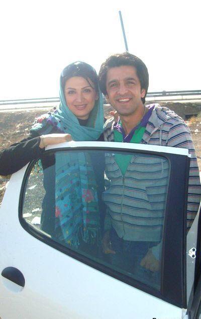 مهشید حبیبی , مهشید حبیبی بیوگرافی , مهشید حبیبی و همسرش مجید یاسر , عکسهای جدید مهشید حبیبی