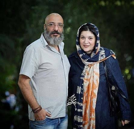 امیر جعفری و همسرش ریما رامین فر
