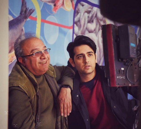 سریال پریا   عکس های پشت صحنه سریال پریا